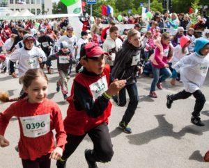 Зеленый марафон Сбербанка