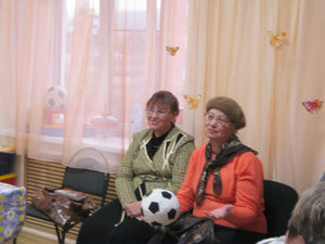 Заставка для - Проект «Бабушка на час»